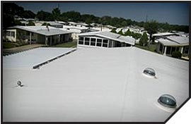 Single Ply Roof